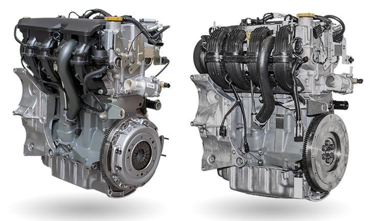 Чем отличается двигатель 1.6 16 клапанов Лада Ларгус 21129 от 21127?