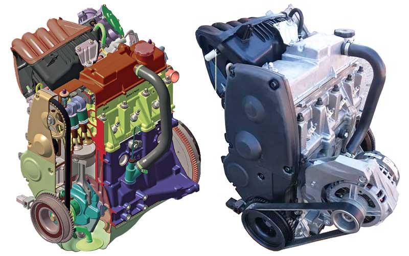 Что из себя представляет 8-клапанный двигатель Лада Ларгус 11189?