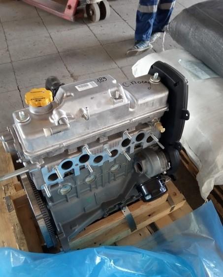 Устройство двигателя 8 клапанов Лада Лагрус