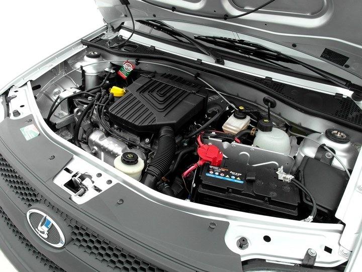 Двигатель Лада Ларгус 8 клапанов K7M