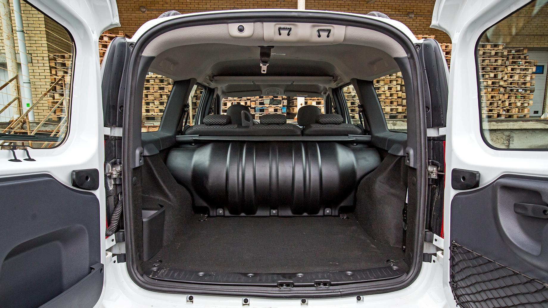 Багажник Лада Ларгус фото