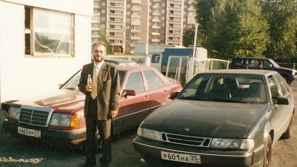 Прокат автомобилей в 90-е годы после перестройки